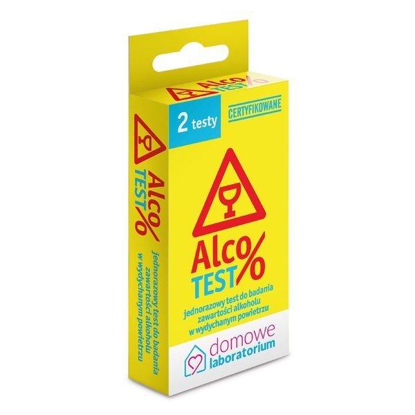 AlcoTEST - 2 testy