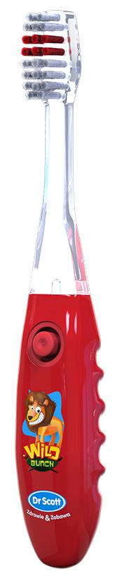 Dr Scott szczoteczka dla dzieci z minutnikiem