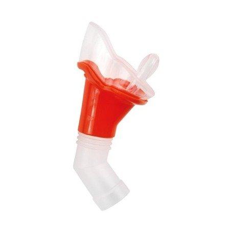 smoczek dla niemowląt do nebulizatorów pneumatycznych
